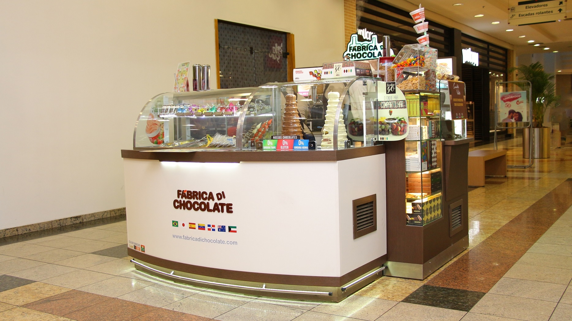Fábrica Di Chocolate no Bella Città Shopping